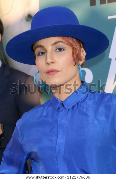 """LOS ANGELES - JUN 26:  Noomi Rapace at the """"Sharp Objects"""" HBO Premiere Screening at the ArcLight Theater on June 26, 2018 in Los Angeles, CA"""