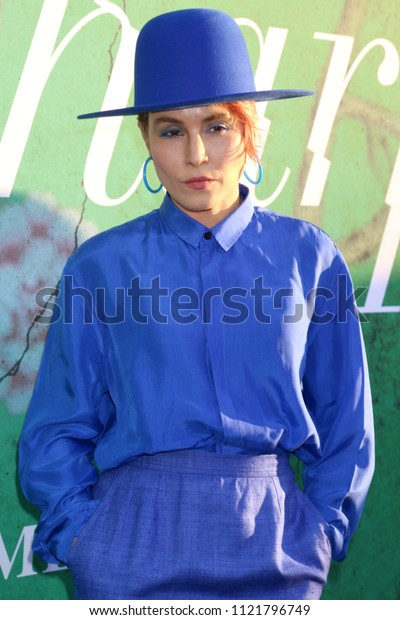 "LOS ANGELES - JUN 26:  Noomi Rapace at the ""Sharp Objects"" HBO Premiere Screening at the ArcLight Theater on June 26, 2018 in Los Angeles, CA"