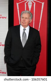 """LOS ANGELES - JUN 28:  Martin Sheen arrives at the """"The Amazing Spider-Man"""" Premiere at Village Theater on June 28, 2012 in Westwood, CA"""