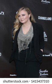 """LOS ANGELES - JUN 3:  Lindsey Haun at the """"Changeland"""" Los Angeles Premiere at the ArcLight Hollywood on June 3, 2019 in Los Angeles, CA"""