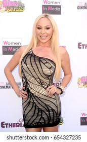 LOS ANGELES - JUN 3:  Mary Carey at the Etheria Film Night 2017 at the Egyptian Theater on June 3, 2017 in Los Angeles, CA