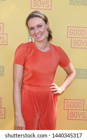 "LOS ANGELES - JUN 30:  Michaela McManus at the ""Good Boys"" Play Opening Arrivals at the Pasadena Playhouse on June 30, 2019 in Pasadena, CA"