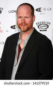 """LOS ANGELES - JUN 5:  Joss Whedon arrives at the """"Much Ado About Nothing"""" LA Premiere at the Oscars Outdoors at Academy Hollywood on June 5, 2013 in Los Angeles, CA"""