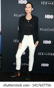 """LOS ANGELES - JUN 5:  Minnie Driver at the """"Ice on Fire"""" HBO Premiere at the LACMA Bing Theater on June 5, 2019 in Los Angeles, CA"""