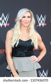 LOS ANGELES - JUN 6:  Charlotte Flair at the WWE For Your Consideration Event at the TV Academy Saban Media Center on June 6, 2018 in North Hollywood, CA