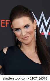 LOS ANGELES - JUN 6:  Stephanie McMahon at the WWE For Your Consideration Event at the TV Academy Saban Media Center on June 6, 2018 in North Hollywood, CA