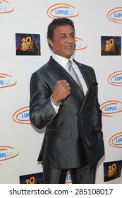 LOS ANGELES - JUN 6: Sylvester Stallone at the Lupus LA Orange Ball And A Night Of Superheroes at the Fox Studio lot on June 6, 2015 in Los Angeles, California