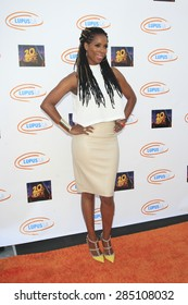 LOS ANGELES - JUN 6: Tasha Smith at the Lupus LA Orange Ball And A Night Of Superheroes at the Fox Studio lot on June 6, 2015 in Los Angeles, California