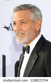 LOS ANGELES - JUN 7:  George Clooney at the American Film Institute Lifetime Achievement Award to George Clooney at the Dolby Theater on June 7, 2018 in Los Angeles, CA