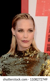"""LOS ANGELES - JUN 7:  Leslie Bibb at the """"Tag"""" Premiere at the Village Theater on June 7, 2018 in Westwood, CA"""