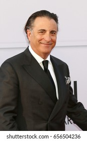 LOS ANGELES - JUN 8:  Andy Garcia at the American Film Institute's Lifetime Achievement Award to Diane Keaton at the Dolby Theater on June 8, 2017 in Los Angeles, CA