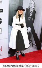 LOS ANGELES - JUN 8:  Diane Keaton at the American Film Institute's Lifetime Achievement Award to Diane Keaton at the Dolby Theater on June 8, 2017 in Los Angeles, CA