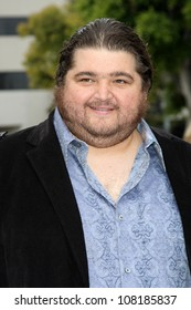 """LOS ANGELES - JUN 8:  Jorge Garcia arriving at the """"Super 8"""" Premiere at Village Theater on June 8, 2011 in Westwood, CA"""