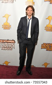 """LOS ANGELES - JUNE 24.  Lukas Haas arrives to attend the """"Saturn Awards"""" celebration in Los Angeles on June 24, 2010."""