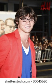 LOS ANGELES - JUNE 27: RJ Mitte arrives at the Premiere of Universal Pictures' 'Larry Crowne' at Grauman's Chinese Theatre on June 27, 2011 in Los Angeles, California