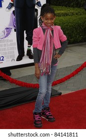 LOS ANGELES - JUNE 6: Willow Smith at the premiere of 'Imagine That' at Paramount Studios on June 6, 2009 in Los Angeles, California