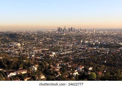 Los Angeles is the largest city in the state of California