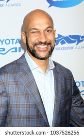 "LOS ANGELES - MAR 1:  Keegan-Michael Key at the ""Keep It Clean"" Benefit for Waterkeeper Alliance at Avalon on March 1, 2018 in Los Angeles, CA"