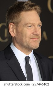 """LOS ANGELES - MAR 1:  Kenneth Branagh at the """"Cinderella"""" World Premiere at the El Capitan Theater on March 1, 2015 in Los Angeles, CA"""