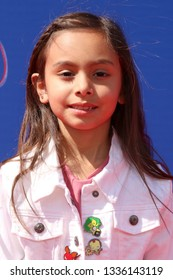 LOS ANGELES - MAR 10:  Elizabeth Caro at the Wonder Park Premiere at the Village Theater on March 10, 2019 in Westwood, CA
