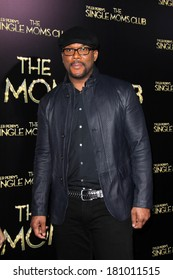 """LOS ANGELES - MAR 10:  Tyler Perry at the """"The Single Moms Club"""" Premiere at ArcLight Hollywood on March 10, 2014 in Los Angeles, CA"""