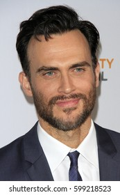 LOS ANGELES - MAR 11:  Cheyenne Jackson at the Family Equality Council's Annual Impact Awards at the  Beverly Wilshire Hotel on March 11, 2017 in Beverly Hills, CA