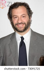 """LOS ANGELES - MAR 12:  Judd Apatow arrives at the """"Freaks & Geeks, Undeclared"""" PaleyFest 2011 at Saban Theatre on March 12, 2011 in Beverly Hills, CA"""