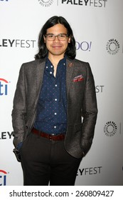 """LOS ANGELES - MAR 14:  Carlos Valdes at the PaleyFEST LA 2015 - """"Arrow"""" and """"The Flash"""" at the Dolby Theater on March 14, 2015 in Los Angeles, CA"""