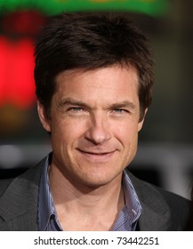 """LOS ANGELES - MAR 14: Jason Bateman arrives at the """"Paul'"""" premiere on March 14, 2011 in Hollywood, CA"""