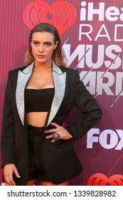 LOS ANGELES - MAR 14:  Lele Pons at the iHeart Radio Music Awards - Arrivals at the Microsoft Theater on March 14, 2019 in Los Angeles, CA