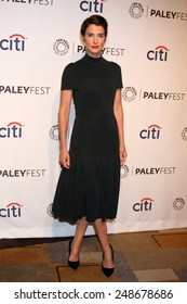 """LOS ANGELES - MAR 15:  Cobie Smulders at the PaleyFEST - """"How I Met Your Mother"""" Series Farewell at Dolby Theater on March 15, 2014 in Los Angeles, CA"""