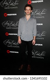 """LOS ANGELES - MAR 15:  Eli Brown at the """"Pretty Little Liars: The Perfectionists"""" Premiere at the Hollywood Athletic Club on March 15, 2019 in Los Angeles, CA"""
