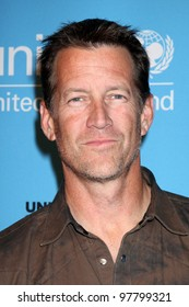 """LOS ANGELES - MAR 15:  James Denton arrives at the """"UNICEF Playlist With The A-List"""" Concert at the El Rey Theater on March 15, 2012 in Los Angeles, CA"""