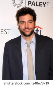 """LOS ANGELES - MAR 15:  Josh Radnor at the PaleyFEST - """"How I Met Your Mother"""" Series Farewell at Dolby Theater on March 15, 2014 in Los Angeles, CA"""