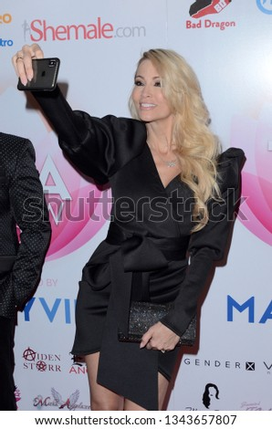 Los Angeles Mar 17 Jessica Drake At The 2019 Transgender Erotica Awards Tea Show