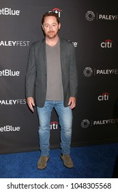 "LOS ANGELES - MAR 17:  Scott Grimes at the 2018 PaleyFest Los Angeles - ""The Orville"" at Dolby Theater on March 17, 2018 in Los Angeles, CA"