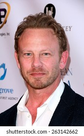 LOS ANGELES - MAR 18:  Ian Ziering at the Norma Jean Gala at the Taglyan Complex on March 18, 2015 in Los Angeles, CA