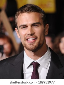 James who is theo Theo James
