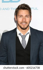 """LOS ANGELES - MAR 19:  Scott Clifton at the """"The Bold and The Beautiful"""" 30th Anniversary Party at Clifton's Downtown on March 19, 2017 in Los Angeles, CA"""