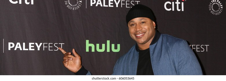 """LOS ANGELES - MAR 21:  LL Cool J at the 34th Annual PaleyFest Los Angeles - """"NCIS: LA"""" at Dolby Theater on March 21, 2017 in Los Angeles, CA"""