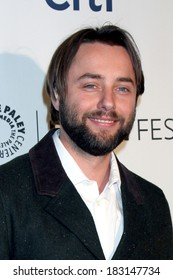 """LOS ANGELES - MAR 21:  Vincent Kartheiser at the PaleyFEST 2014 - """"Mad Men"""" at Dolby Theater on March 21, 2014 in Los Angeles, CA"""