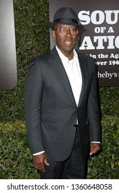 "LOS ANGELES - MAR 22:  Courtney B. Vance at the ""Soul Of A Nation: Art In the Age Of Black Power 1963-1983"" Exhibit at The Broad on March 22, 2019 in Los Angeles, CA"