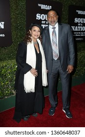"""LOS ANGELES - MAR 22:  Debbie Allen, Norm Nixon at the """"Soul Of A Nation: Art In the Age Of Black Power 1963-1983"""" Exhibit at The Broad on March 22, 2019 in Los Angeles, CA"""