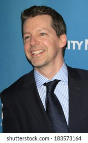 LOS ANGELES - MAR 22:  Sean Hayes at the Backstage At The Geffen Gala at Geffen Playhouse on March 22, 2014 in Westwood, CA