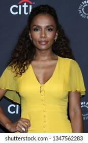 "LOS ANGELES - MAR 23:  Janet Mock at the PaleyFest - ""Pose"" Event at the Dolby Theater on March 23, 2019 in Los Angeles, CA"