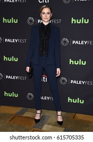 LOS ANGELES - MAR 25:  Evan Rachel Wood arrives for the Paleyfest 2017-Westworld on March 25, 2017 in Hollywood, CA