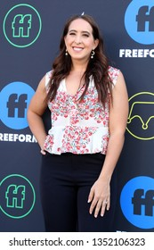 LOS ANGELES - MAR 27:  Samantha Fishbein at the 2nd Annual Freeform Summit at the Goya Studios on March 27, 2019 in Los Angeles, CA