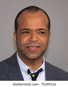 """LOS ANGELES - MAR 28:  Jeffrey Wright arrives to the """"Source Code"""" Los Angeles Premiere  on March 28,2011 in Beverly Hills, CA"""