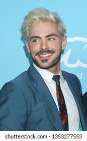 "LOS ANGELES - MAR 28:  Zac Efron at ""The Beach Bum"" Premiere at the ArcLight Hollywood on March 28, 2019 in Los Angeles, CA"