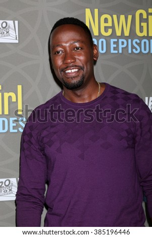LOS ANGELES MAR 3 Lamorne Morris Stock Photo (Edit Now